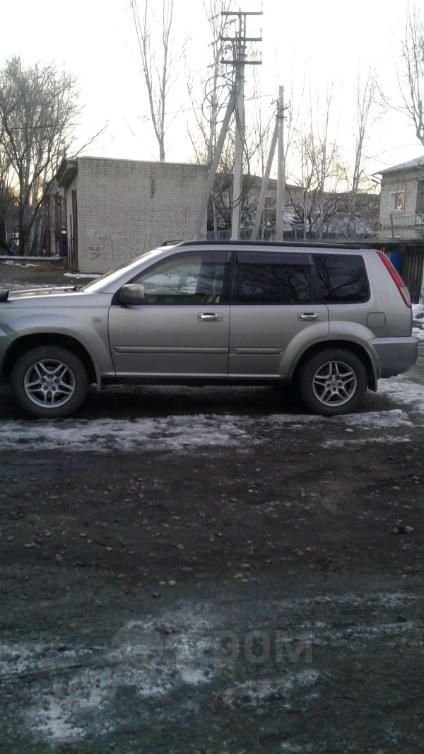 Nissan X-Trail, 2003 год, 440 000 руб.
