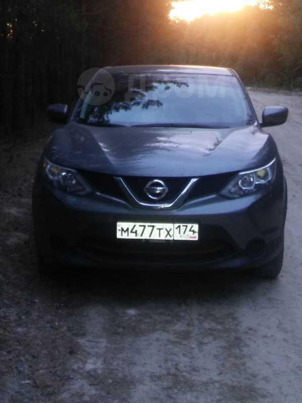 Nissan Qashqai, 2017 год, 1 000 000 руб.