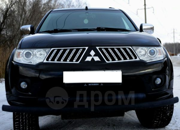 Mitsubishi Pajero Sport, 2012 год, 1 205 000 руб.