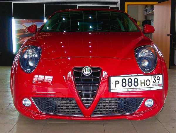 Alfa Romeo MiTo, 2010 год, 730 000 руб.