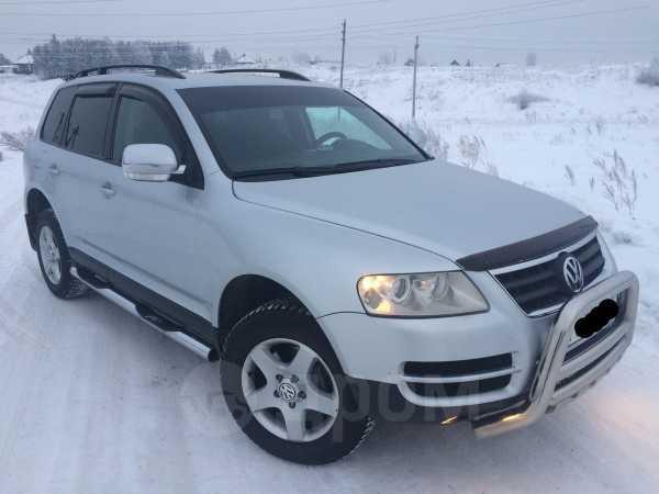 Volkswagen Touareg, 2006 год, 755 000 руб.