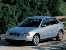 Audi A3 рестайлинг, 1 поколение, 09.2000 - 07.2003, Хэтчбек 5 дв.