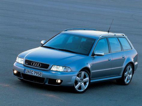 Audi RS4 (B5) 05.2000 - 09.2001