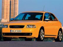 Audi S3 рестайлинг, 1 поколение, 09.2001 - 02.2003, Хэтчбек