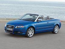 Audi S4 рестайлинг, 3 поколение, 01.2006 - 01.2008, Открытый кузов