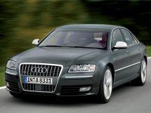 Audi S8 рестайлинг, 2 поколение, 06.2008 - 10.2011, Седан