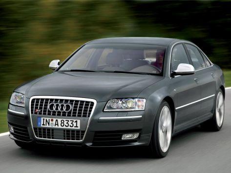 Audi S8 (D3) 09.2007 - 10.2011