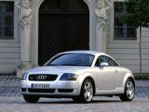 Audi TT 1 поколение, 10.1998 - 08.2003, Купе