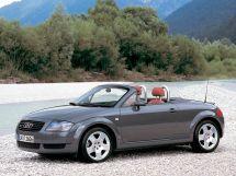 Audi TT 1 поколение, 10.1998 - 08.2003, Открытый кузов