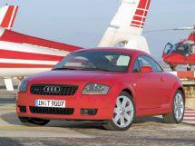 Audi TT рестайлинг, 1 поколение, 09.2003 - 08.2006, Купе