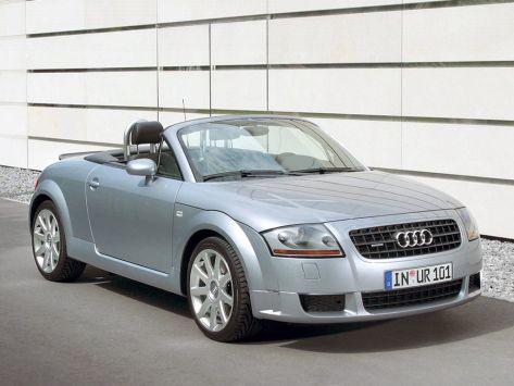 Audi TT (8N) 09.2003 - 02.2007