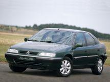 Citroen Xantia рестайлинг, 1 поколение, 12.1997 - 10.2002, Седан