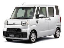Daihatsu Hijet Caddie 2016, цельнометаллический фургон, 1 поколение
