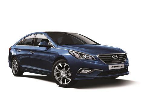Hyundai Sonata (LF) 04.2014 - 03.2017