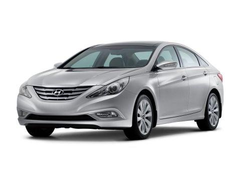 Hyundai Sonata (YF) 09.2009 - 06.2012
