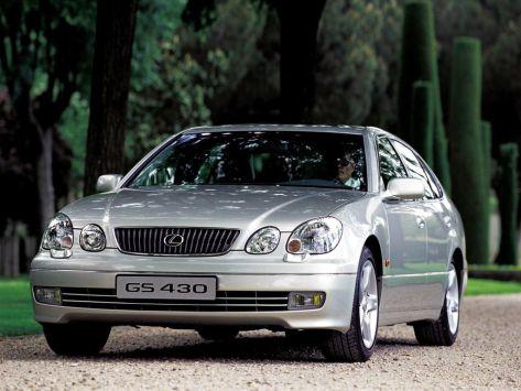 Lexus GS430 (S160) 01.2000 - 09.2005