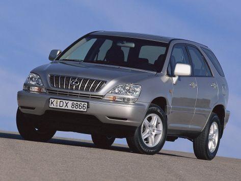 Lexus RX300 (XU10) 09.2000 - 04.2003