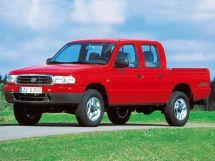 Mazda B-Series 5 поколение, 05.1998 - 07.2002, Пикап