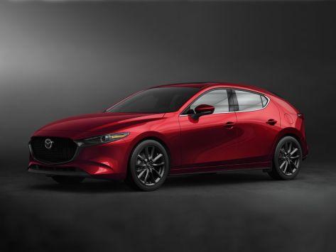 Mazda Mazda3 (BP) 11.2018 - 10.2020