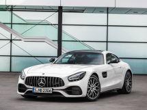 Mercedes-Benz AMG GT рестайлинг, 1 поколение, 01.2017 - н.в., Хэтчбек 3 дв.
