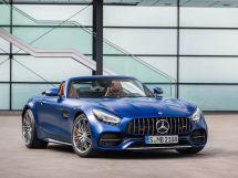 Mercedes-Benz AMG GT рестайлинг 2017, открытый кузов, 1 поколение, R190