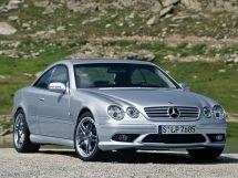 Mercedes-Benz CL-Class рестайлинг, 2 поколение, 06.2002 - 02.2006, Купе
