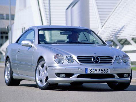 Mercedes-Benz CL-Class (C215) 03.1999 - 05.2002