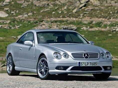 Mercedes-Benz CL-Class (C215) 06.2002 - 02.2006