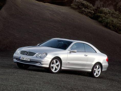 Mercedes-Benz CLK-Class (C209) 03.2002 - 04.2005
