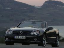 Mercedes-Benz SL-Class рестайлинг 2006, открытый кузов, 5 поколение, R230