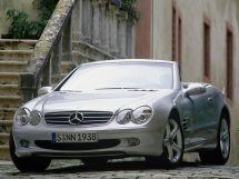 Mercedes-Benz SL-Class 2001, открытый кузов, 5 поколение, R230