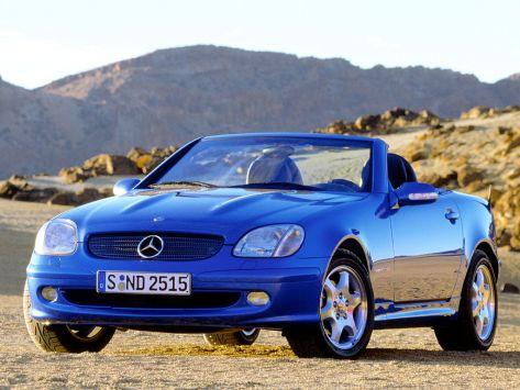Mercedes-Benz SLK-Class (R170) 04.1996 - 01.2000