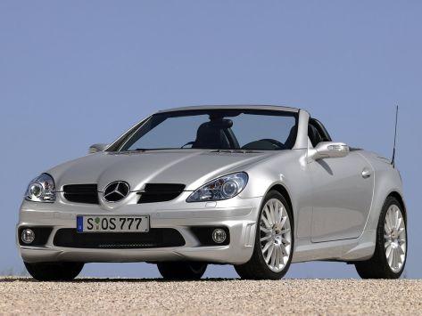 Mercedes-Benz SLK-Class (R171) 03.2004 - 03.2008