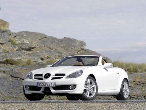Mercedes-Benz SLK-Class (R171) 12.2007 - 03.2011