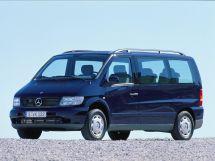 Mercedes-Benz V-Class 1996, минивэн, 1 поколение, W638