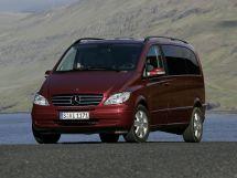 Mercedes-Benz Viano 2003, минивэн, 2 поколение, W639