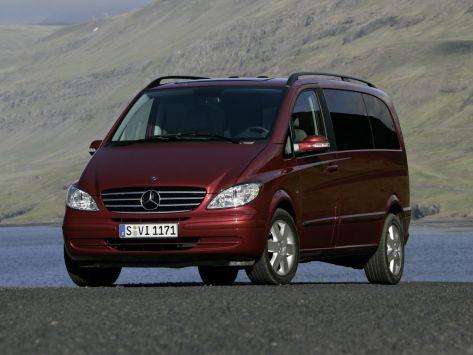 Mercedes-Benz Viano (W639) 04.2003 - 03.2010