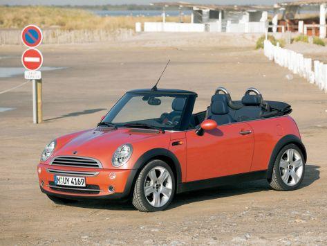 Mini Cabrio (R52) 03.2004 - 09.2008