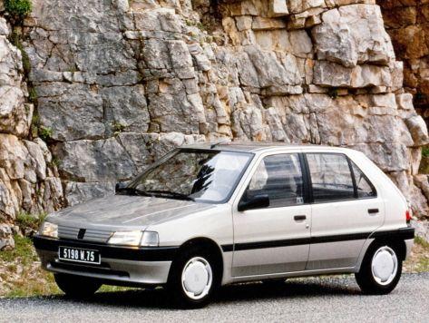 Peugeot 106  09.1991 - 04.1996