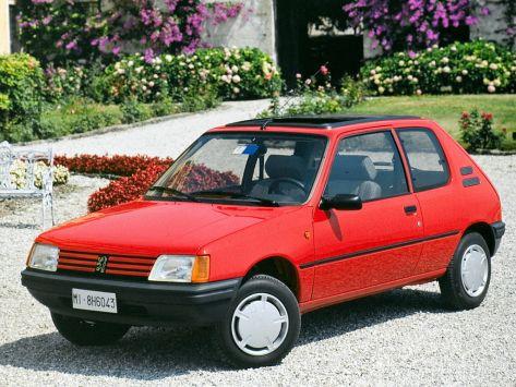 Peugeot 205  02.1983 - 09.1990
