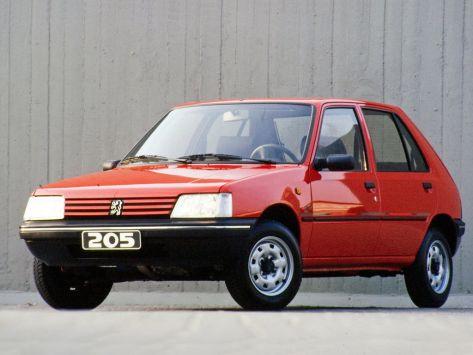 Peugeot 205  10.1990 - 12.1998
