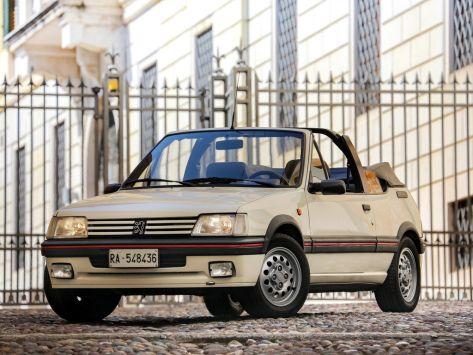 Peugeot 205  10.1990 - 12.1994