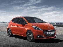Peugeot 208 рестайлинг 2015, хэтчбек 5 дв., 1 поколение