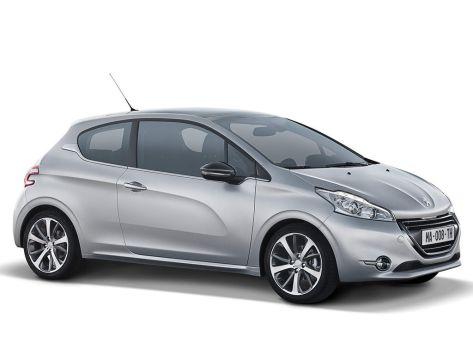 Peugeot 208  03.2012 - 06.2016