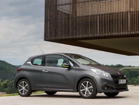 Peugeot 208  06.2015 -  н.в.