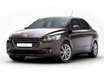Peugeot 301 2013, седан, 1 поколение