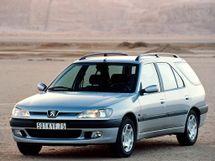 Peugeot 306 рестайлинг 1997, универсал, 1 поколение