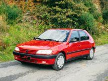 Peugeot 306 1993, хэтчбек 5 дв., 1 поколение