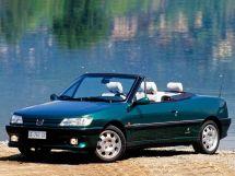 Peugeot 306 1994, открытый кузов, 1 поколение
