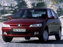 Peugeot 306 рестайлинг 1997, хэтчбек 5 дв., 1 поколение